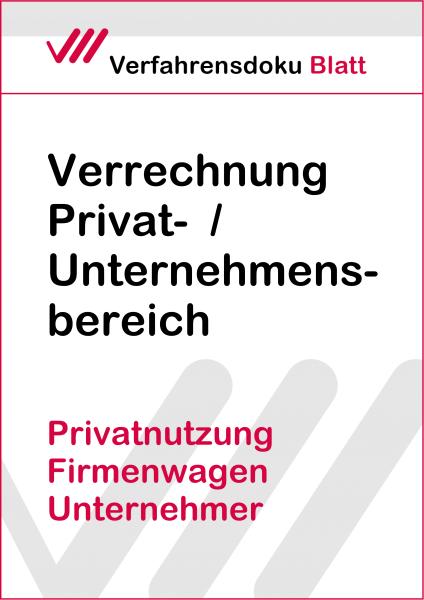 Privatnutzung Firmenwagen Unternehmer