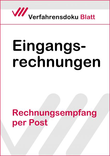Rechnungsempfang per Post