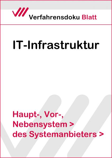 Haupt-, Vor-, Nebensystem Systemanbieter