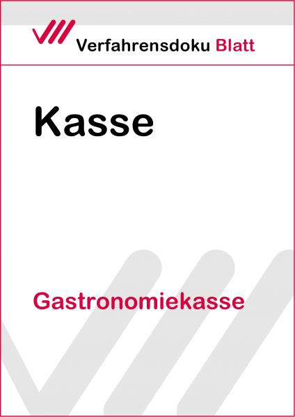 Gastronomiekasse