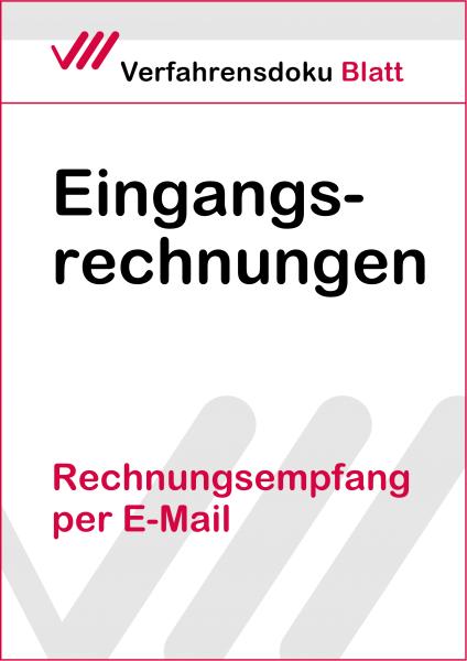 Rechnungsempfang per E-Mail
