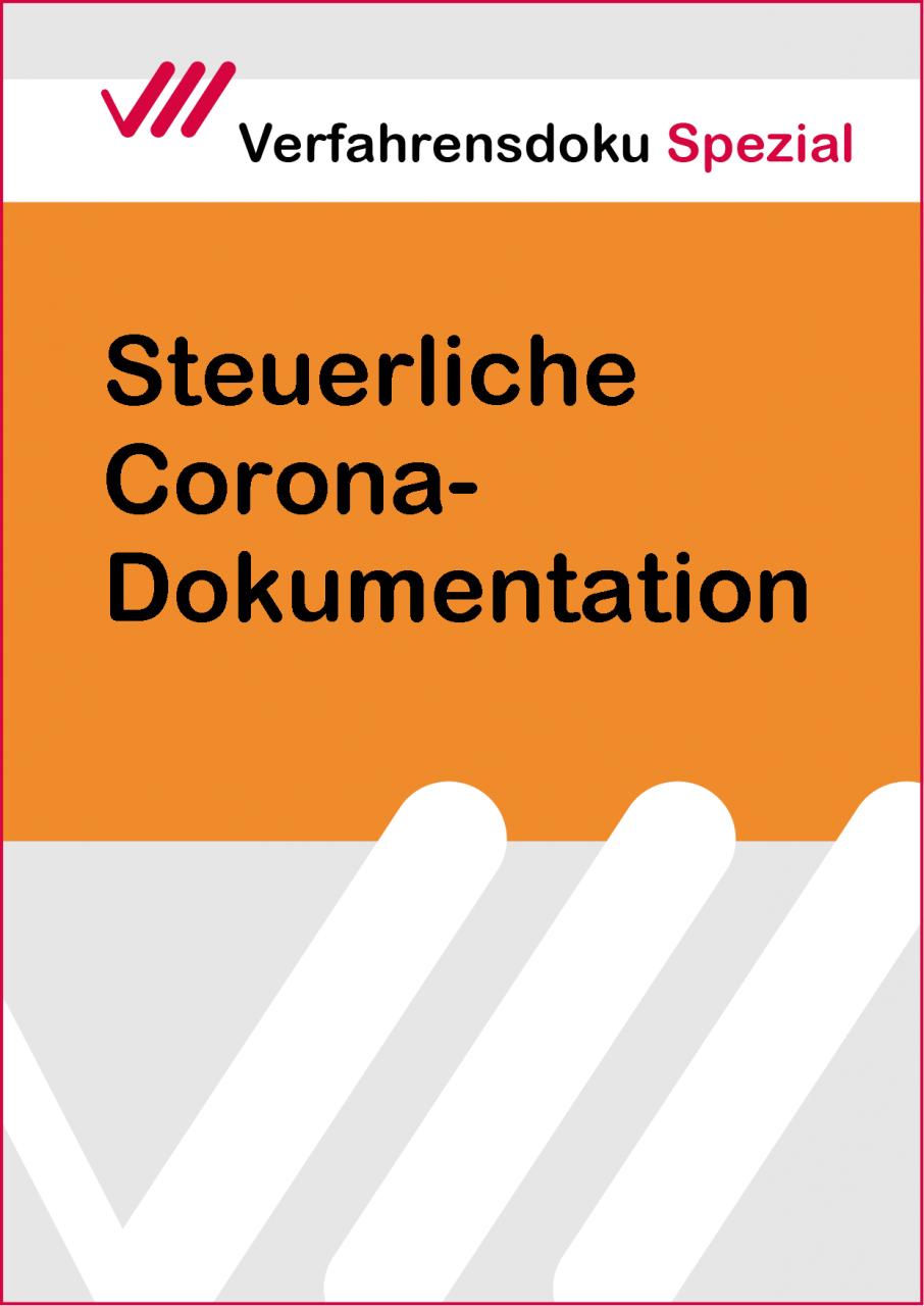 Steuerliche Corona-Dokumentation