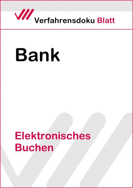 Elektronisches Buchen